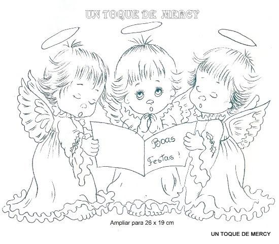 UN TOQUE DE MERCY: ANGEL